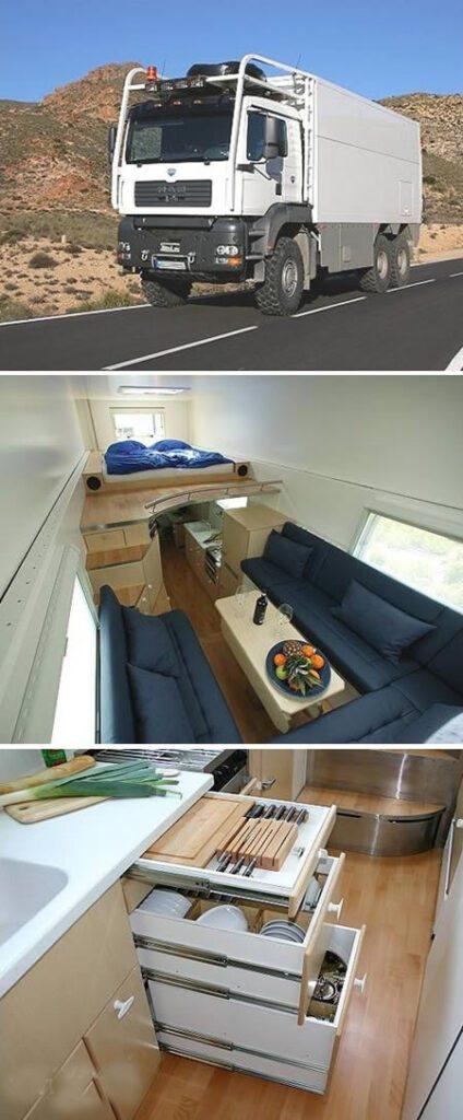 خانه کامیونی