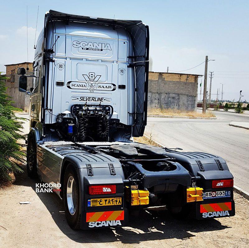 کامیون اسکانیا